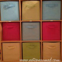 Kids Clothes Storage 31 214x214 - Wonderful Kids Clothes Storage Ideas