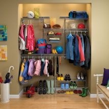 Kids Clothes Storage 37 214x214 - Wonderful Kids Clothes Storage Ideas
