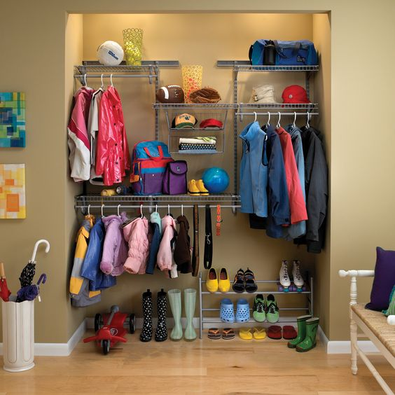 Kids Clothes Storage 37 - Wonderful Kids Clothes Storage Ideas