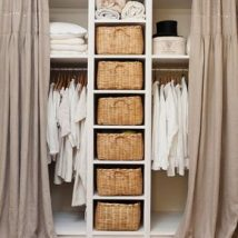 Kids Clothes Storage 41 214x214 - Wonderful Kids Clothes Storage Ideas