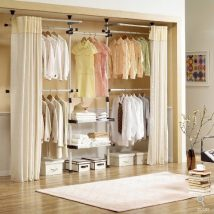 Kids Clothes Storage 44 214x214 - Wonderful Kids Clothes Storage Ideas