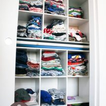 Kids Clothes Storage 47 214x214 - Wonderful Kids Clothes Storage Ideas