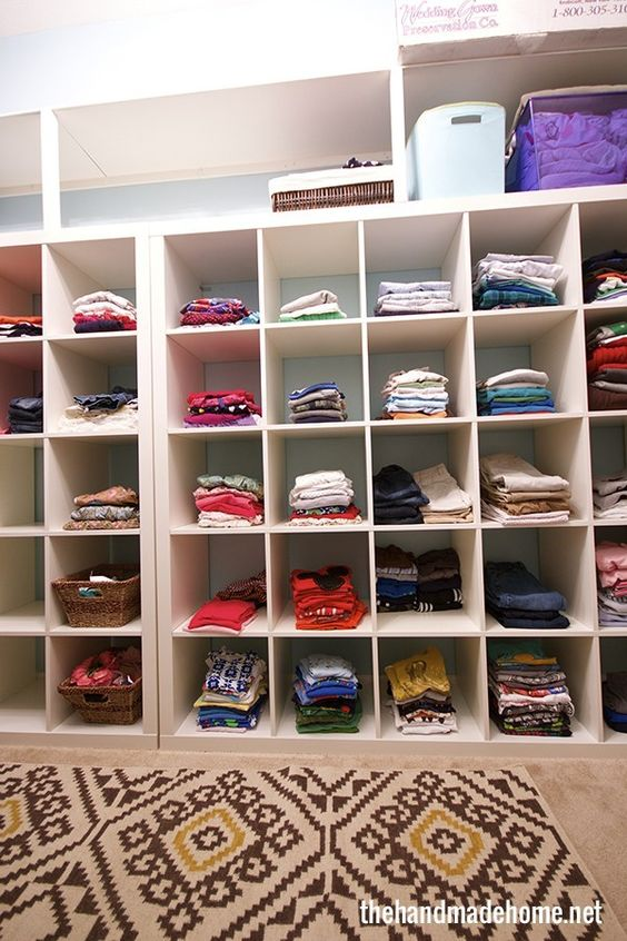 Kids Clothes Storage 7 - Wonderful Kids Clothes Storage Ideas