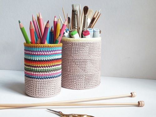 Mason Jar Pencil Holders 26 - Spectacular Mason Jar Pencil Holders Ideas