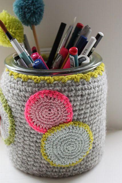 Mason Jar Pencil Holders 27 - Spectacular Mason Jar Pencil Holders Ideas