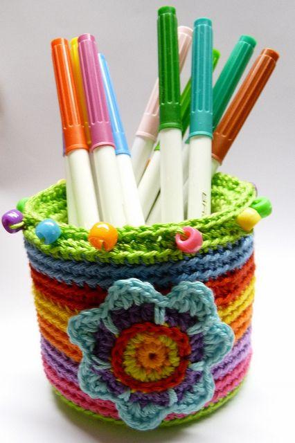 Mason Jar Pencil Holders 33 - Spectacular Mason Jar Pencil Holders Ideas