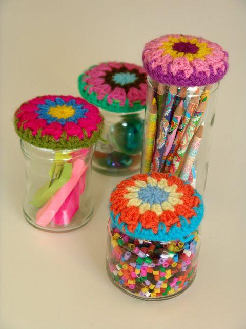 Mason Jar Pencil Holders 4 - Spectacular Mason Jar Pencil Holders Ideas