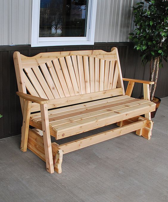 Outdoor Bench Projects 1 - 40+ Extraordinary Outdoor Bench Projects