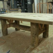 Outdoor Bench Projects 11 214x214 - 40+ Extraordinary Outdoor Bench Projects