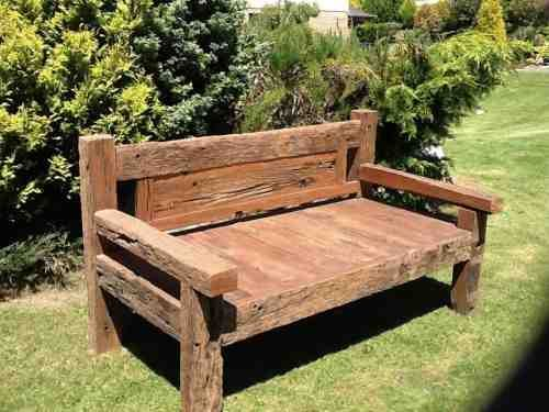 Outdoor Bench Projects 13 - 40+ Extraordinary Outdoor Bench Projects