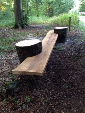 Outdoor Bench Projects 14 - 40+ Extraordinary Outdoor Bench Projects