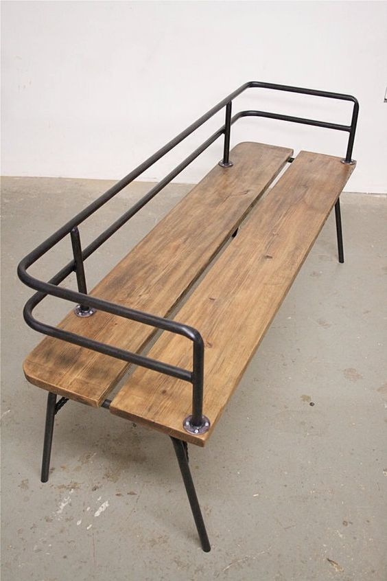 Outdoor Bench Projects 17 - 40+ Extraordinary Outdoor Bench Projects