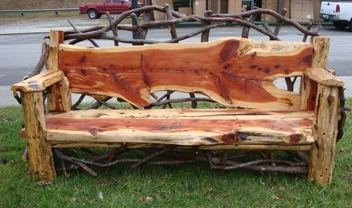 Outdoor Bench Projects 19 - 40+ Extraordinary Outdoor Bench Projects