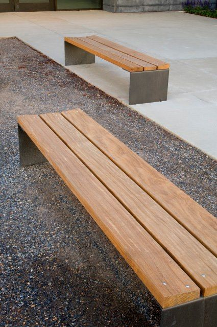 Outdoor Bench Projects 22 - 40+ Extraordinary Outdoor Bench Projects