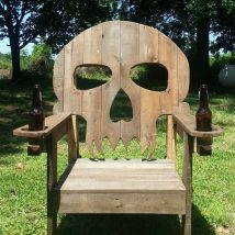 Outdoor Bench Projects 24 214x214 - 40+ Extraordinary Outdoor Bench Projects