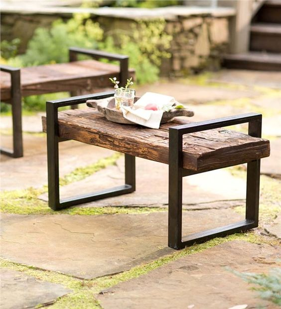 Outdoor Bench Projects 26 - 40+ Extraordinary Outdoor Bench Projects