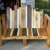 Outdoor Bench Projects 29 214x214 - 40+ Extraordinary Outdoor Bench Projects