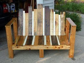 Outdoor Bench Projects 29 - 40+ Extraordinary Outdoor Bench Projects