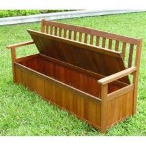 Outdoor Bench Projects 3 214x214 - 40+ Extraordinary Outdoor Bench Projects
