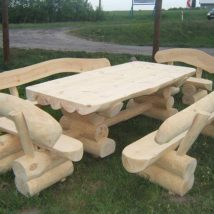 Outdoor Bench Projects 35 214x214 - 40+ Extraordinary Outdoor Bench Projects