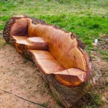 Outdoor Bench Projects 36 214x214 - 40+ Extraordinary Outdoor Bench Projects
