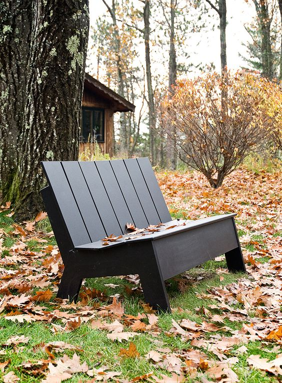 Outdoor Bench Projects 38 - 40+ Extraordinary Outdoor Bench Projects