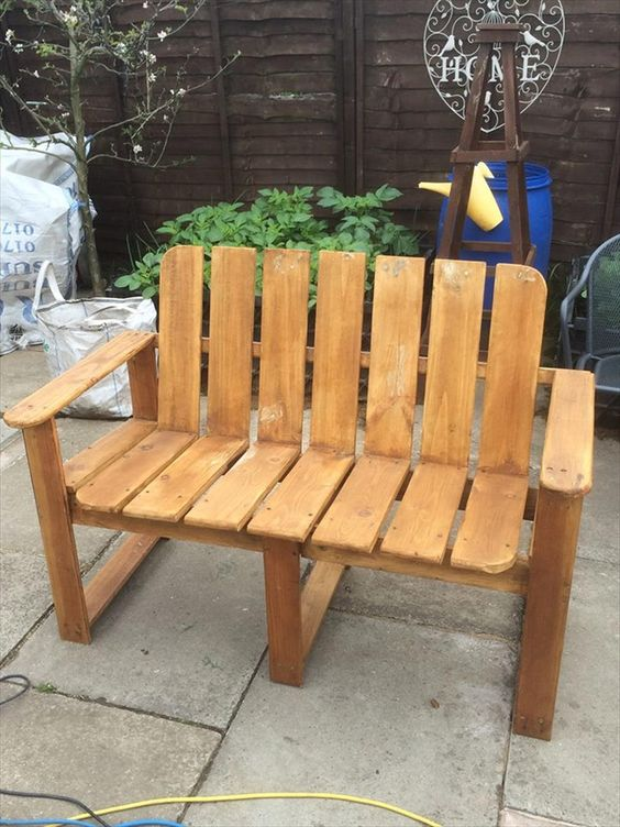 Outdoor Bench Projects 45 - 40+ Extraordinary Outdoor Bench Projects
