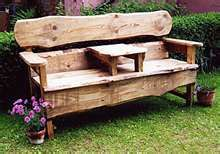 Outdoor Bench Projects 47 - 40+ Extraordinary Outdoor Bench Projects