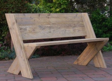 Outdoor Bench Projects 6 - 40+ Extraordinary Outdoor Bench Projects