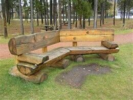 Outdoor Bench Projects 8 - 40+ Extraordinary Outdoor Bench Projects