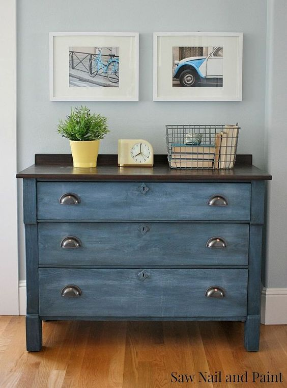 Painted Old Furniture 1 - Phenomenal Painted Old Furniture Ideas