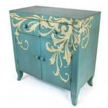 Painted Old Furniture 14 214x214 - Phenomenal Painted Old Furniture Ideas