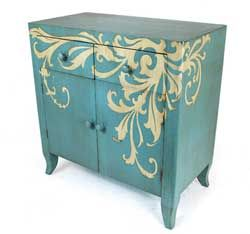 Painted Old Furniture 14 - Phenomenal Painted Old Furniture Ideas