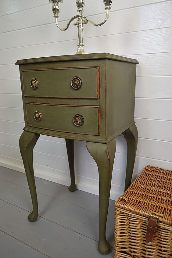 Painted Old Furniture 16 - Phenomenal Painted Old Furniture Ideas
