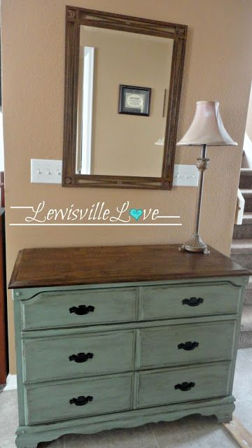 Painted Old Furniture 18 - Phenomenal Painted Old Furniture Ideas