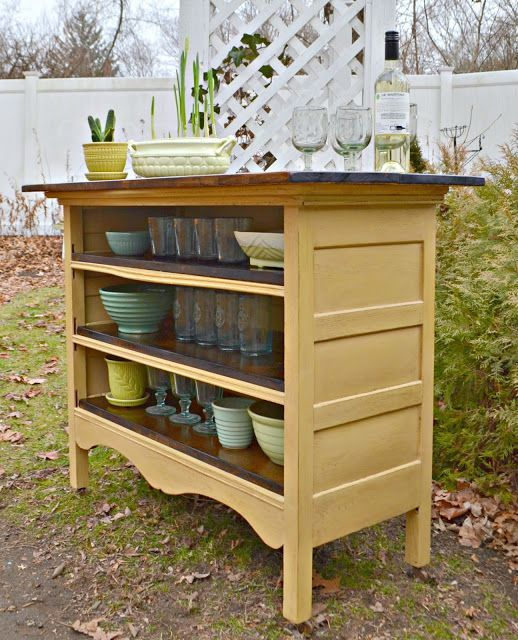 Painted Old Furniture 2 - Phenomenal Painted Old Furniture Ideas