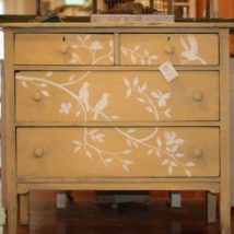 Painted Old Furniture 20 214x214 - Phenomenal Painted Old Furniture Ideas