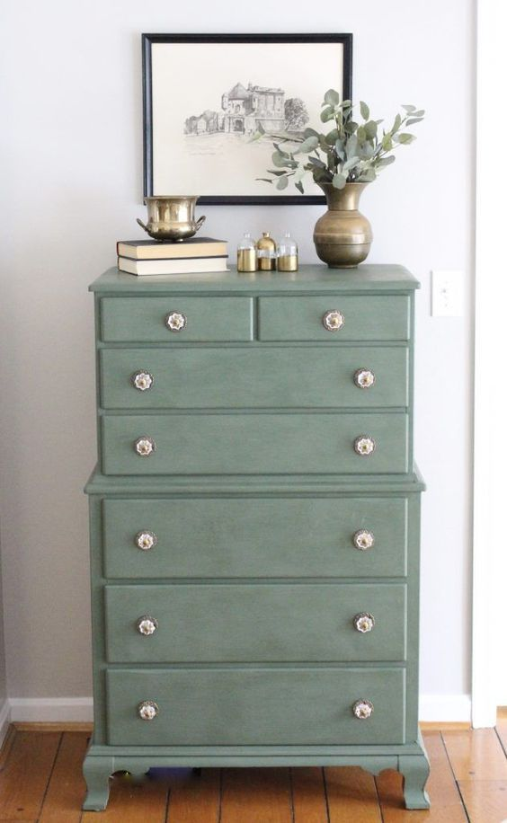 Painted Old Furniture 29 - Phenomenal Painted Old Furniture Ideas