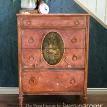 Painted Old Furniture 3 214x214 - Phenomenal Painted Old Furniture Ideas