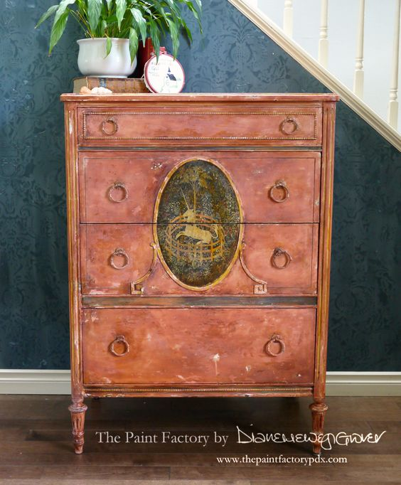 Painted Old Furniture 3 - Phenomenal Painted Old Furniture Ideas