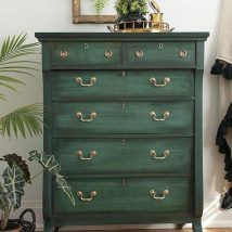 Painted Old Furniture 31 214x214 - Phenomenal Painted Old Furniture Ideas