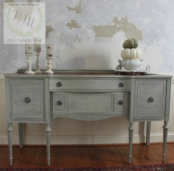 Painted Old Furniture 38 - Phenomenal Painted Old Furniture Ideas