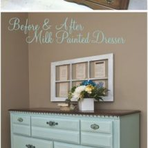 Painted Old Furniture 40 214x214 - Phenomenal Painted Old Furniture Ideas