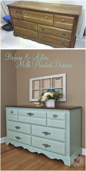 Painted Old Furniture 40 - Phenomenal Painted Old Furniture Ideas