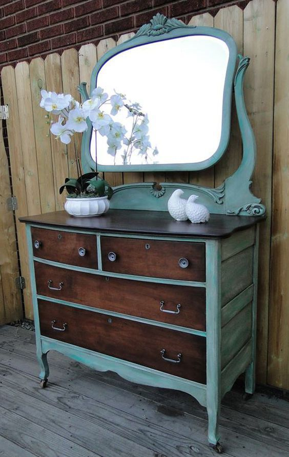 Painted Old Furniture 42 - Phenomenal Painted Old Furniture Ideas