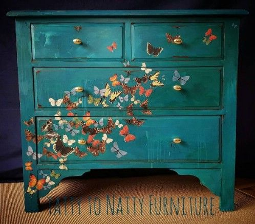 Painted Old Furniture 48 - Phenomenal Painted Old Furniture Ideas