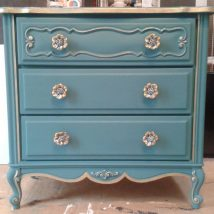 Painted Old Furniture 49 214x214 - Phenomenal Painted Old Furniture Ideas