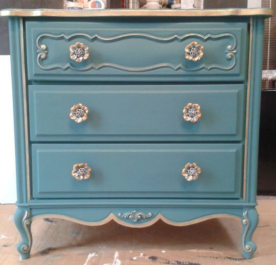 Painted Old Furniture 49 - Phenomenal Painted Old Furniture Ideas