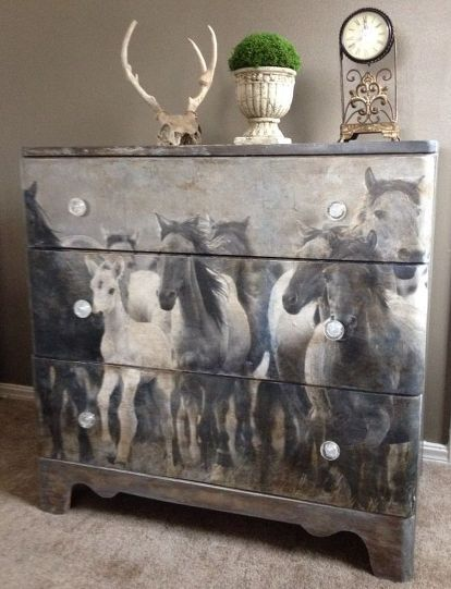 Painted Old Furniture 5 - Phenomenal Painted Old Furniture Ideas