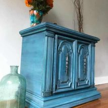 Painted Old Furniture 51 214x214 - Phenomenal Painted Old Furniture Ideas